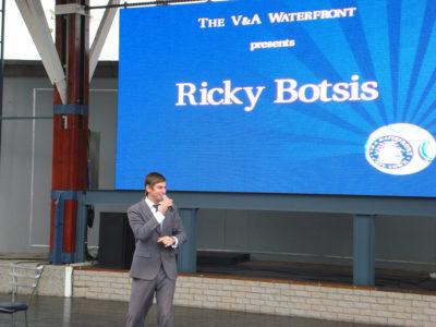 Ricky Botsis Singer